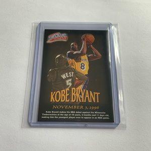 Kobe Bryant '97 Fleer Card